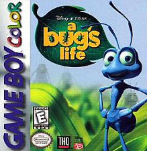 A Bug's Life (Game Boy Color)