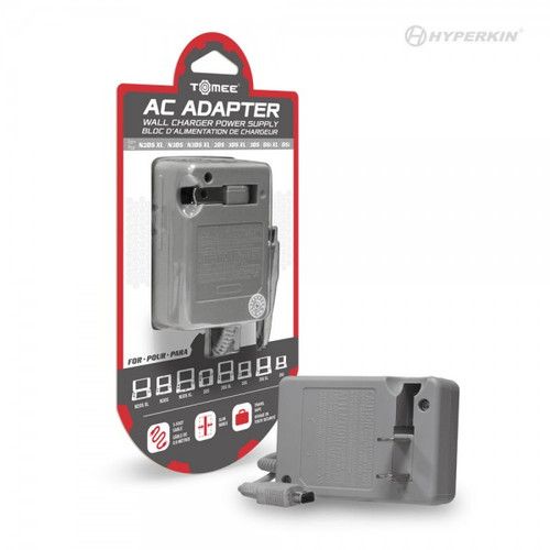 Third-Party AC Adapter (3DS/2DS/DSi)
