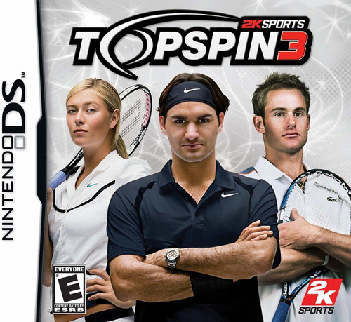 *BRAND NEW* Top Spin 3 (DS)