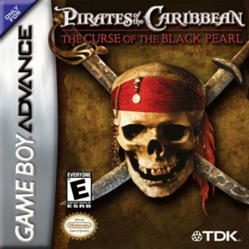 Curse of the Black Pearl (Game Boy Advance)