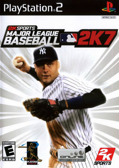 Major League Baseball 2K7 (PS2)