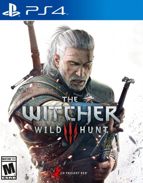 The Witcher III: Wild Hunt (PS4) (Pre-Owned)