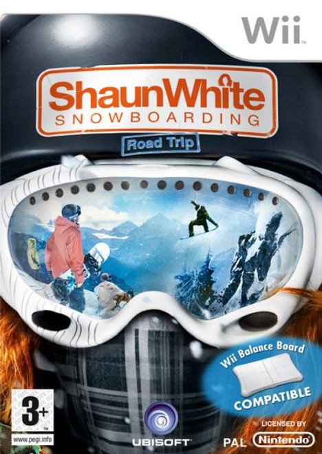 Road Trip Shaun White