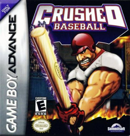 Crushed Baseball (Game Boy Advance)