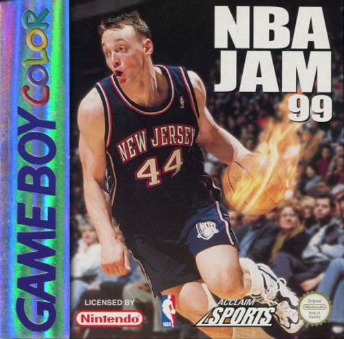 NBA Jam 99 (Game Boy Color) (Pre-Owned)