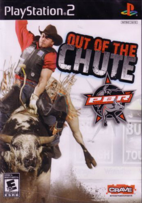 Pro Bull Riding: Out of the Chute (PS2)