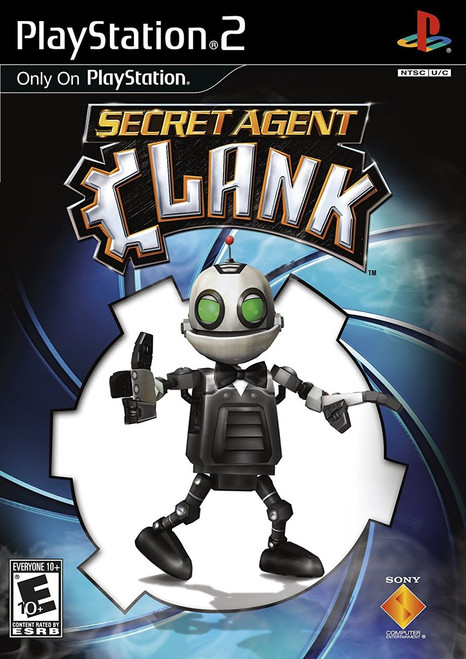 Secret Agent Clank (PS2)