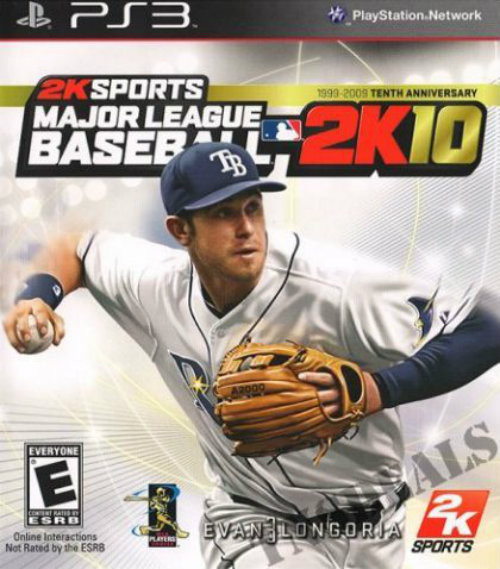 Major League Baseball 2K10 (PS3)