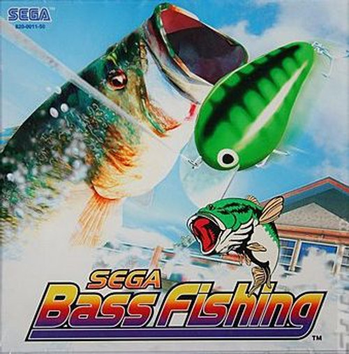 Bass Fishing Sega