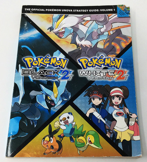 Pokemon Black & White 2: Volume 1 (Official Strategy Guide)