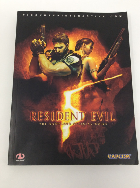 Resident Evil 5 (The Complete Official Guide)