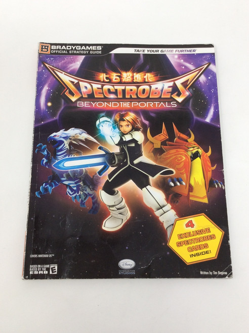 Spectrobes: Beyond the Portals (Brady Games Official Strategy Guide)