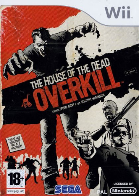 Overkill House of the Dead (Wii)