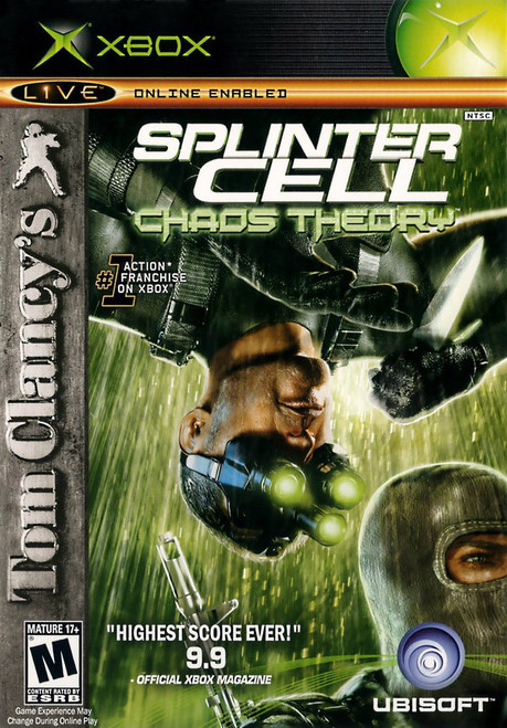 Splinter Cell: Chaos Theory (Original Xbox)