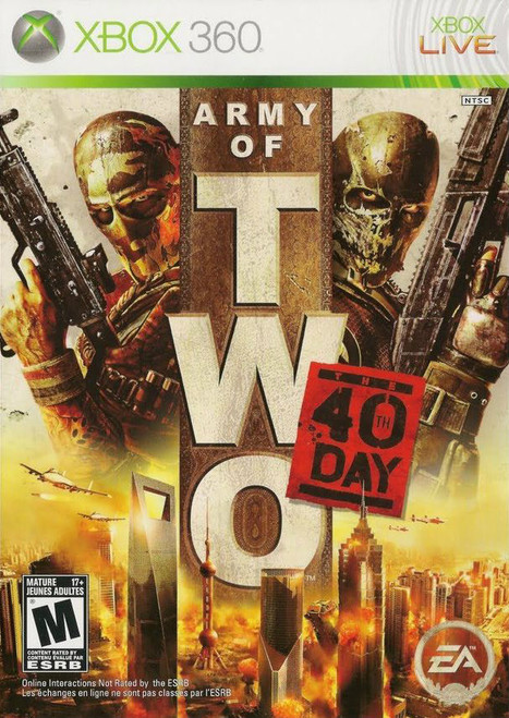 Army of Two: The 40th Day (Xbox 360)