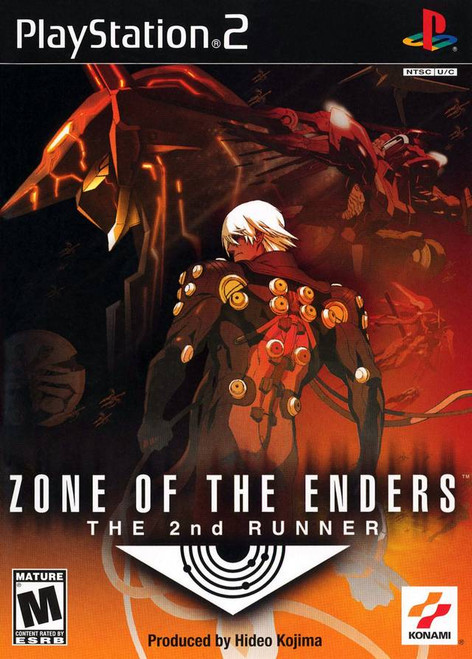 Zone of the Enders: The 2nd Runner (PS2)