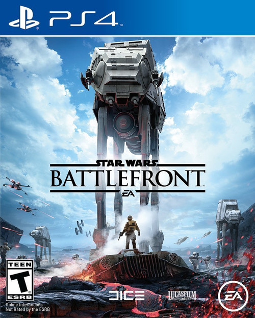 Star Wars Battlefront (PS4) (Pre-Owned)