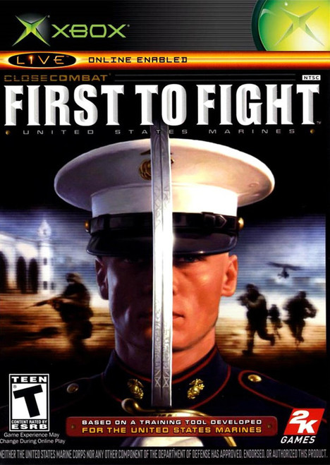 Close Combat: First to Fight (Original Xbox)