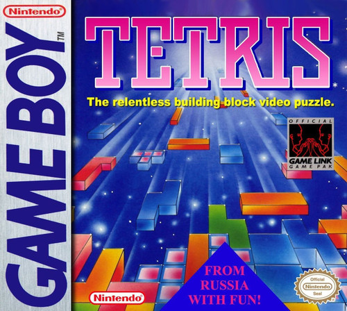 Tetris (Original Game Boy)
