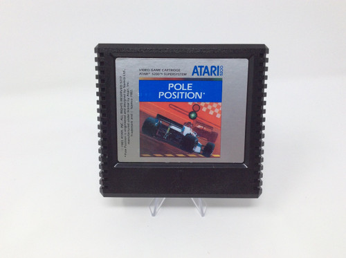 Pole Position -COMPLETE IN BOX- (Atari 5200)