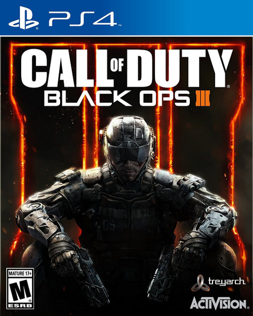Call of Duty: Black Ops III (PS4) (Pre-Owned)