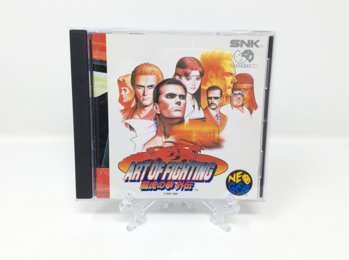 Art of Fighting Gaiden -JP IMPORT- (NeoGeo CD)