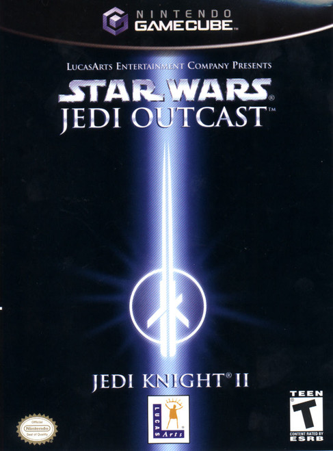 Star Wars Jedi Knight II: Jedi Outcast (GameCube)