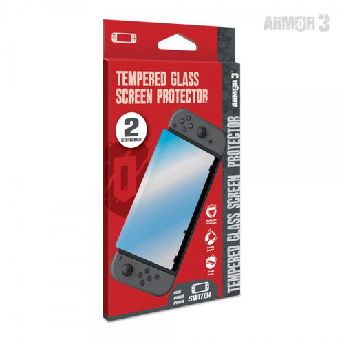 Tempered Glass Screen Protector for Nintendo Switch (Switch)