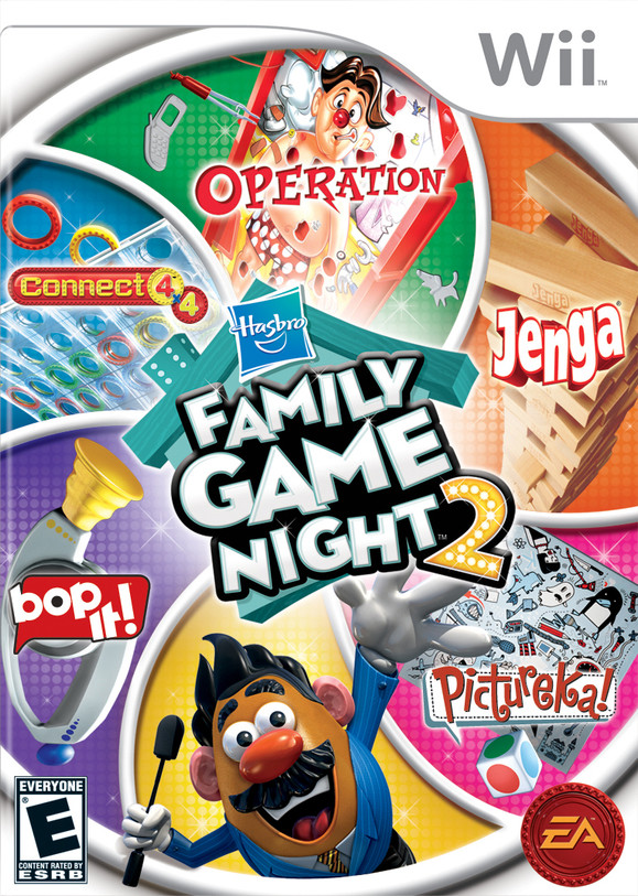 Family Game Night 2 (Wii)