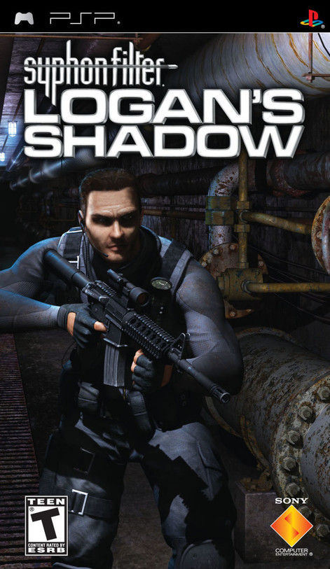 Syphon Filter: Logan's Shadow (PSP)