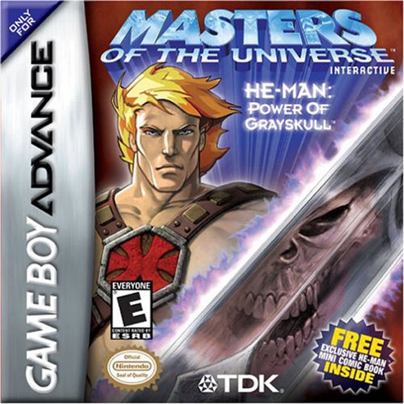 Masters of the Universe (Gameboy Advance)