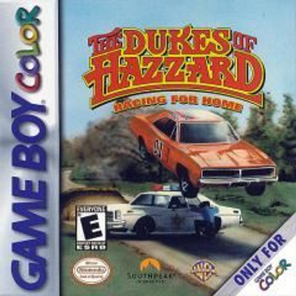 Dukes of Hazzard, The (Game Boy Color)