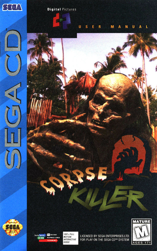 Corpse Killer (Sega CD)