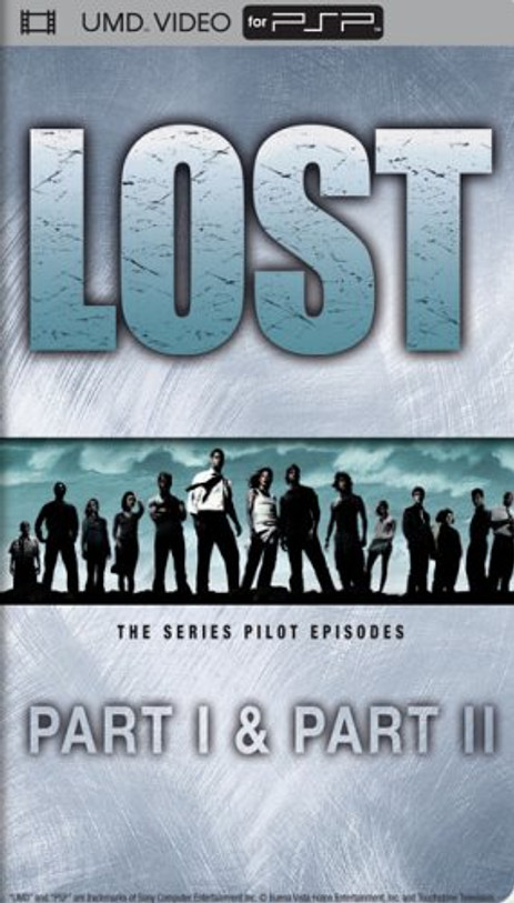 LOST The Series Pilot Episodes -UMD Movie- (PSP)