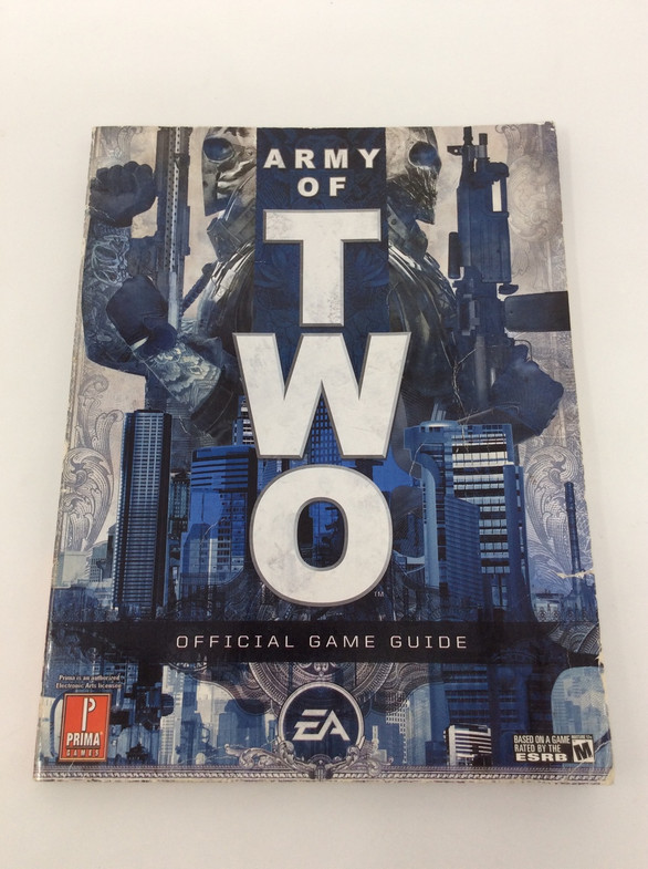 Army of Two (Prima Official Game Guide)