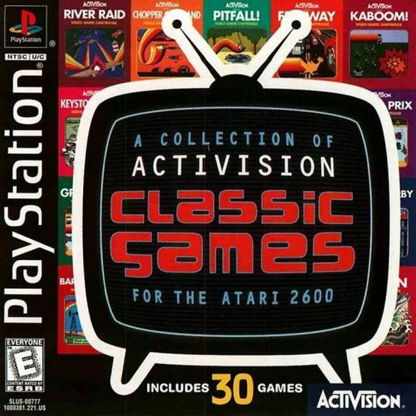 Activision Classic Games (PS1)