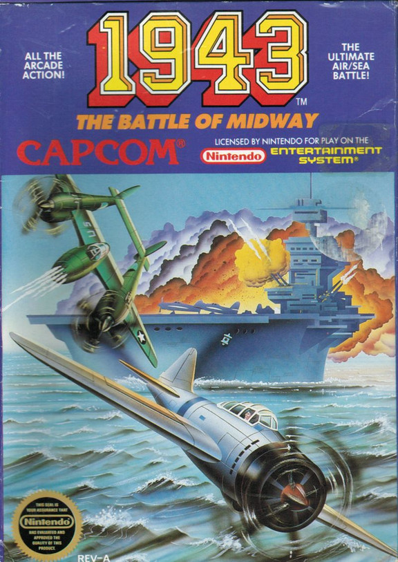 1943: The Battle of Midway (NES)