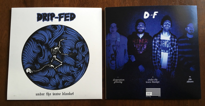 "RF010 Drip-Fed ""Under the Wave Blanket"" 7"""
