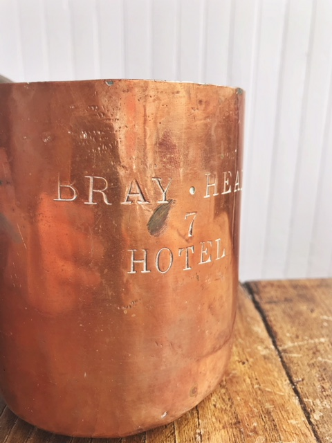Copper Pot from Bray Head Hotel