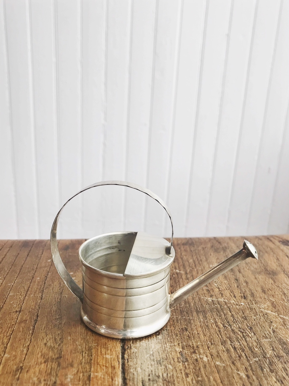 Cartier Sterling Watering Can