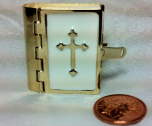 Bible - 1/12 scale