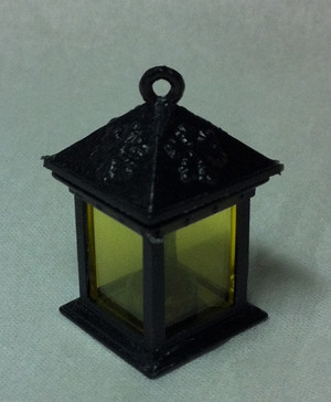Square Lantern - Set of 2