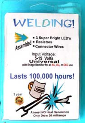 Welding/Lightning Lighting LED kit