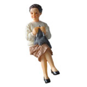 June - Grandmother Doll