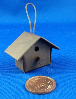 Rusty Birdhouse