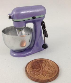 Light Purple Electric Mixer