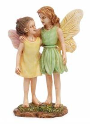 Standing Sister Fairies
