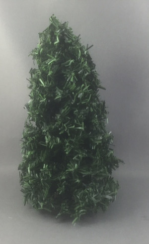 "Handmade 6"" Christmas Tree - Undecorated"