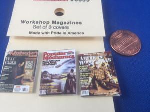 Workshop Magazines - 1/12 Scale