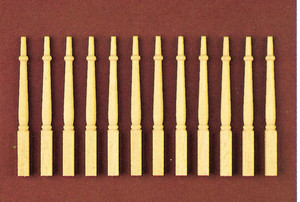 Porch/Staircase Spindles - Pkg of 12